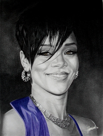Rihanna by Domine